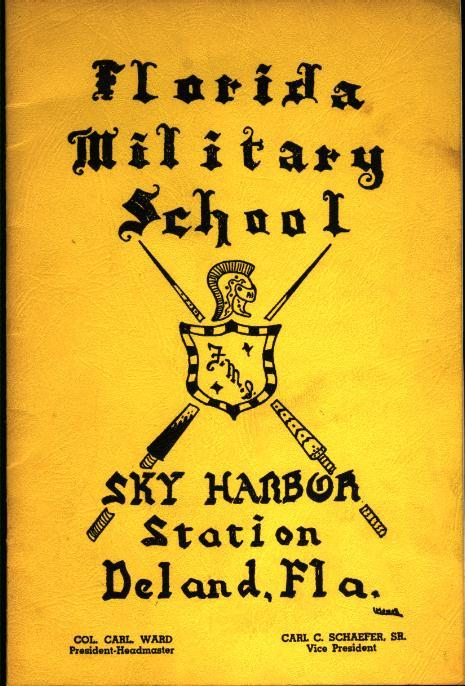 FMS 1957 Yearbook