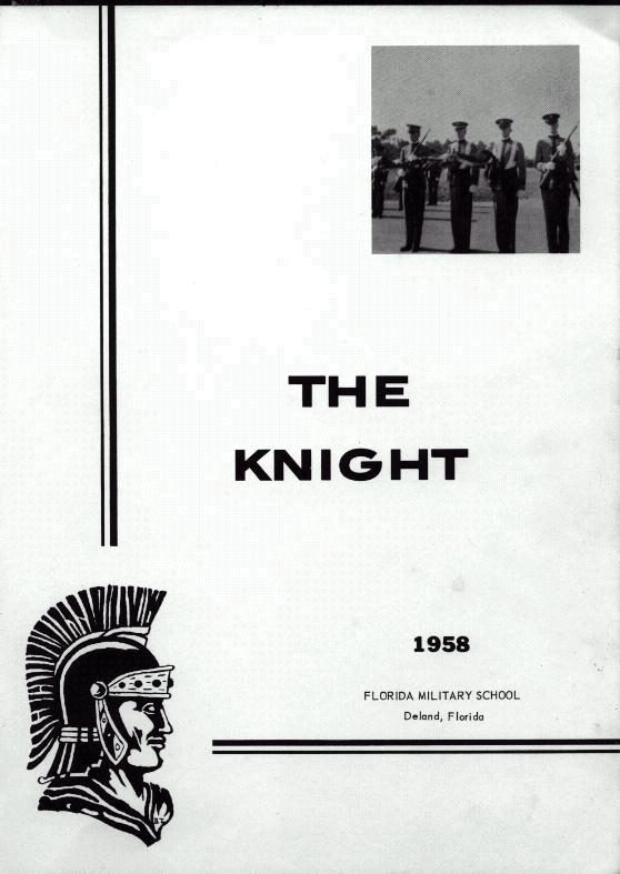 FMS 1958 Yearbook