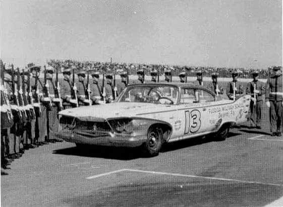 Daytona 500 car - 1960