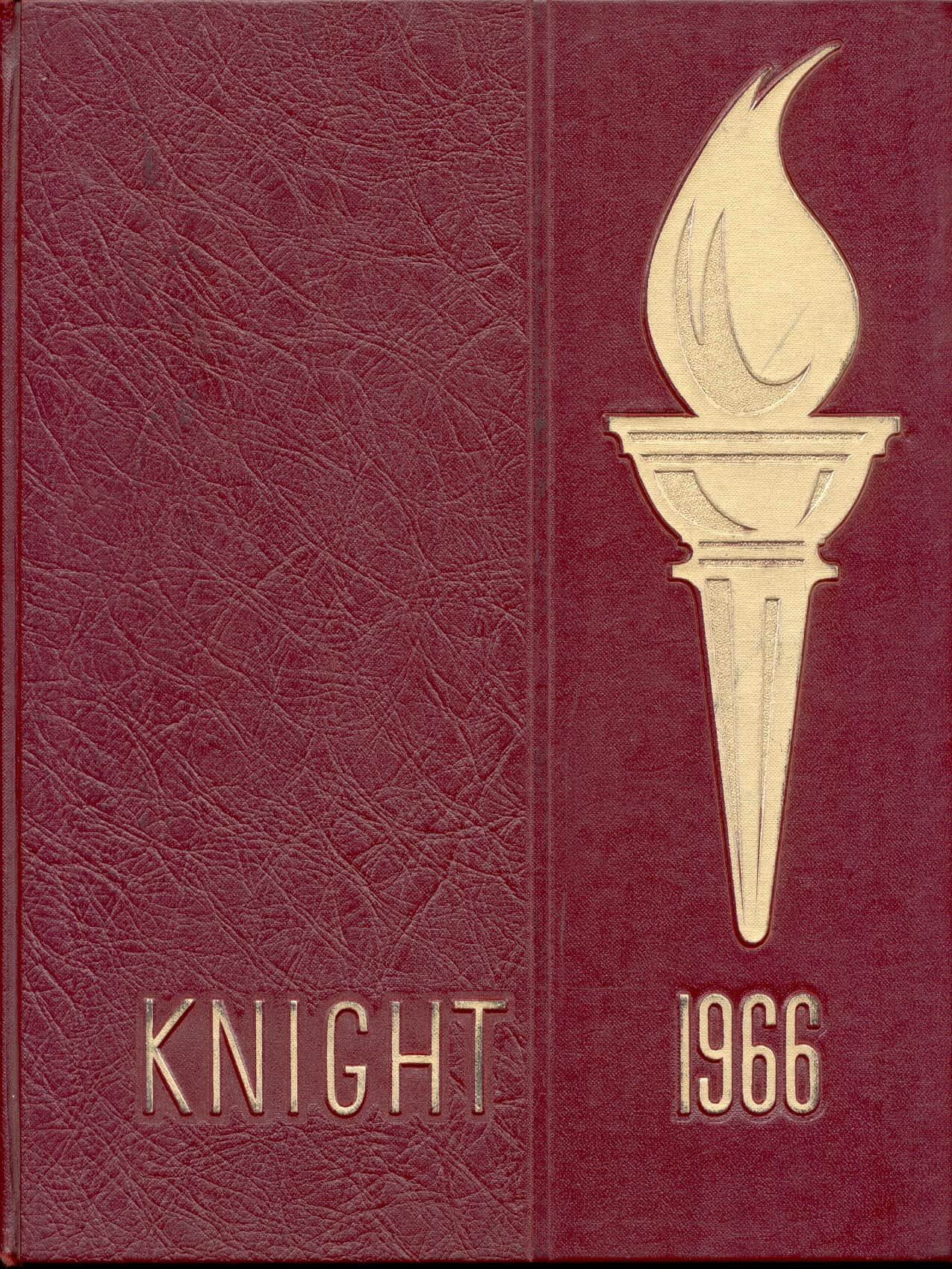 FMS 1966 Yearbook